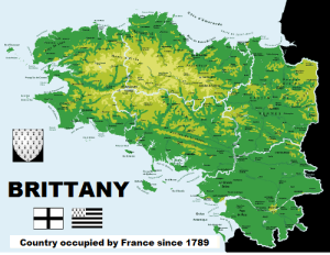 BRITTANY IS NOT FRENCH !